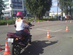 A kategorija, 2010 gada  sezona laukum� ar m�c�bu motociklu