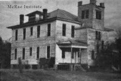 MRae Institute   NOvember