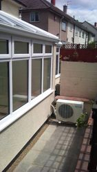 Air Conditioning Unit External