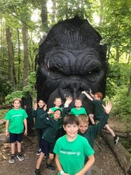 Cubs Go Ape