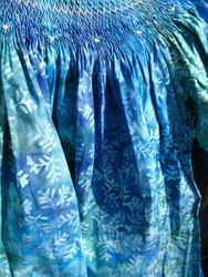 Chloe's Unfinished Dress