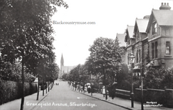 Stourbridge. c1913.