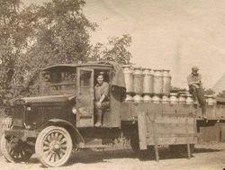 Morningstar Milk Truck