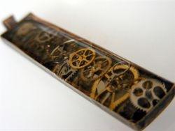 Gearing-up Detail
