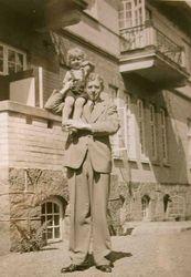 Hotell Storhallen (Villa Storhallen) 1940