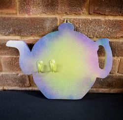 Teapot shaped hooks