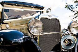 Model A Ford front grill