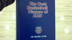Best players of AAU 2010
