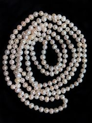 80 inch cultured pearl strand