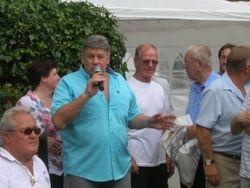Wayne bridges Colin Joynson, Johnny Saint , Peter Baines,