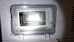 Dryer vent area