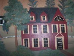 folk art house