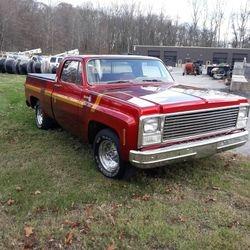 51.73 Chevy C10