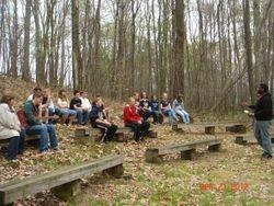 Woods Amphitheatre
