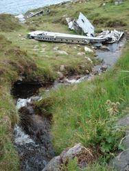 RAF Catalina crash site, Barra