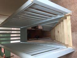 Primed Radiata Handrail
