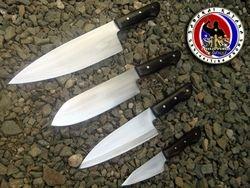 Vhin Andrade's Custom Japanese Knife Set