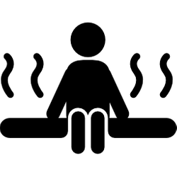 Sauna icon