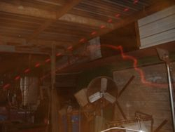 Strange streamers