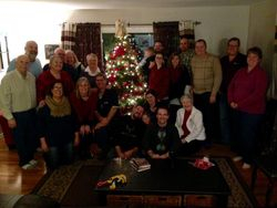 Church Board Christmas Party