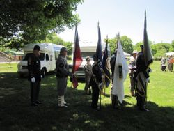 Wytheville Memorial Service May 2015