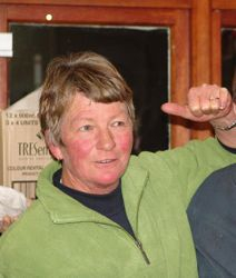 In Memoriam: Trish Scott