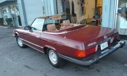37.80 Mercedes Benz 450 SL .
