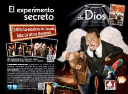 EL EXPERIMENTO SECRETO DE DIOS