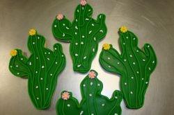 Cactus cookies $3/each