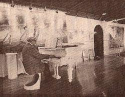 Hotell Molleberg (Konstnarsgarden) 1981