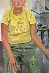 Banana Painting, 2006