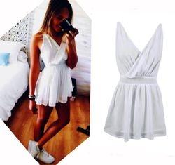 v neck casual white dress.jpg