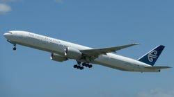 Air New Zealand Boeing 777-300ER ZK-OKM