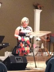 Speaking at Woodland Hills 8/19/2012