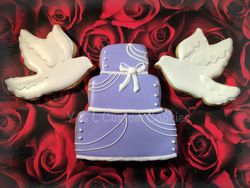 Doves Wedding