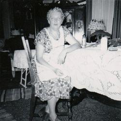Verna Mae (Carbaugh) Garner (1905-1960)