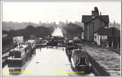 Rushall Locks,Walsall.