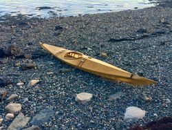 Paddling Bay of Fundy