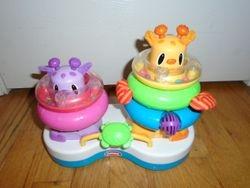 Playskool Busy Peek 'N Pop Giraffes - $12