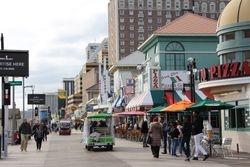 Atlantic City NJ - Boardwalk