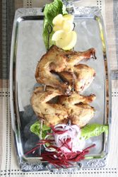 Grilling Indian Way Tandoori
