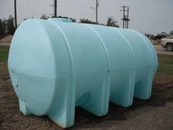 Double Wall Leg Tank