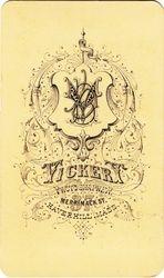 D. B. Vickery of Haverhill, Massachusetts