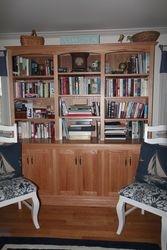 Ocean City Bookshelf