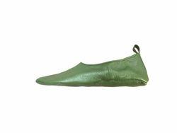 Thaqafah olive green Tabi khuff