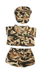 ARMY OUTFIT $11.00 H#9 (Sold Separate)