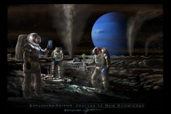 Exploring Triton: Journey to New Knowledge / 2013