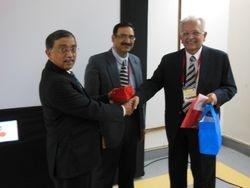 Prof Kacker, Prof Thakar and Mr Quraishi