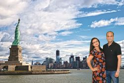 Places, destinations, nyc, ny, Green Screen Photo Booth