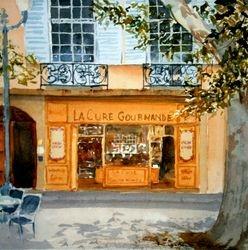 """Biscuit shop, Aix en Provence"""